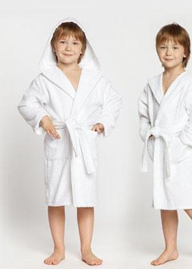 Детские махровые халаты Comfort